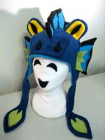 SEA MONSTER Hat by tacksidermia