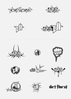logo variations by thinkLuke