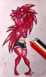Flaky by Pastel-Kitteh