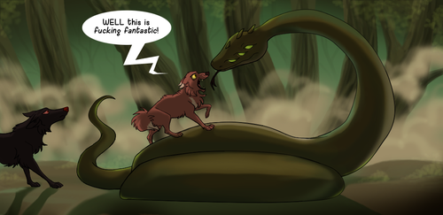 Panel trade: Rotten Valley by Nothofagus-obliqua