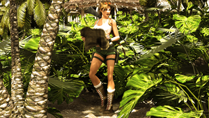 Tomb Raider III - South Pacific by James--C