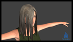 L4D human Witch WIP by Fairloke