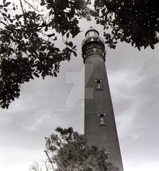 Ponce Inlet lighthouse by BadInfluenceSpeaks