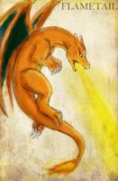 kb PKMN: Flametail for starry by deathbybroccoli