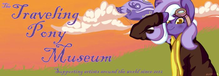 The Traveling Pony Museum by InkyNotebook
