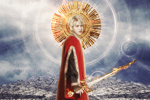 Edge of Time - Yifan [Cold sun] by hespify