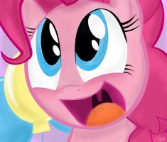 Pinkie Pie by TheDracoJayProduct
