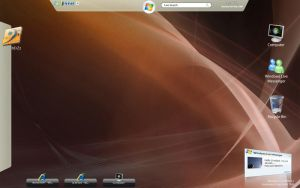 Windows 7 Concept by flubberzz