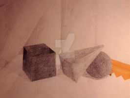 Geometric Still-Life by Bestestcat
