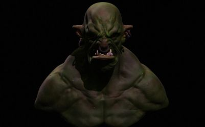 Orc2 by 3DNoobish