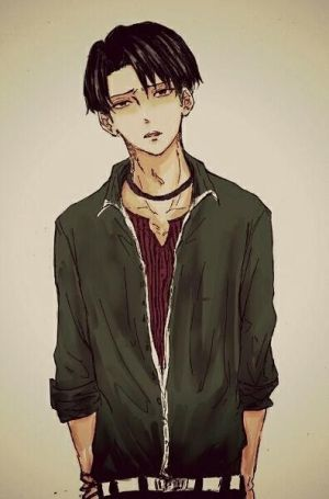 A brother?! Part 5 AU (Levi Ackerman x Reader) by lokiokidoki on