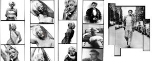 MariLyn Monroe and James Dean by krazykritter308
