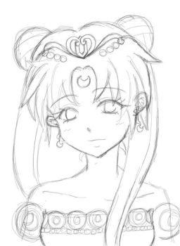 WIP - Neo Queen Serenity - Neo FF by mongymix
