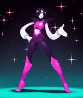 Mettaton by KittBetelgeuse