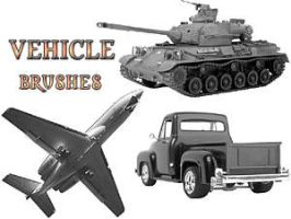 PS Brushes - Vehicles by par-me