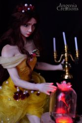 Ooak Belle  fan art by Angenia Creations by AngeniaC