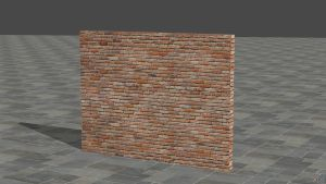 XPS Studio Release: Brick Wall by Merytaten-tasherit