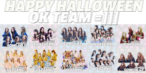 20161030 HAPPY HALLOWEEN OKTEAM =)) by okteam