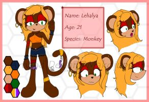 Adoptable -= Sonic Monkey =- Closed by Makojupiter