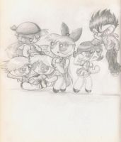 PPG and RRB Teens: The Boys Are Back In Town by ITBluebeadTI