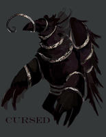 Redesign: Cursed by Happy-sorry