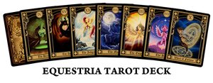 Cards - Equestria Tarot Deck (Major Arcana) by SouthParkTaoist