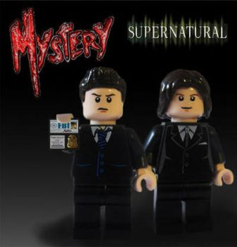 Lego Supernatural by MMystery92