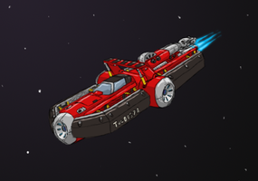 Space Tug2 by ScottaHemi