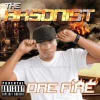 Dre Fire Album Cover by 5000WATTS