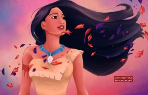 Pocahontas: Colors of the Wind by annmelisse