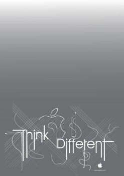 think different by mouradrima
