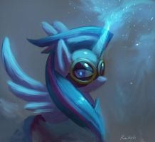 Twilight the Masked Matter Horn by Montano-Fausto