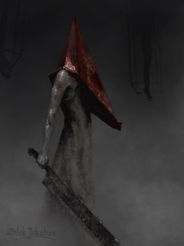 Pyramid Head by EthicallyChallenged