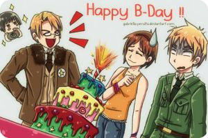 Happy B-Day 2 xD by gabriella-peralta
