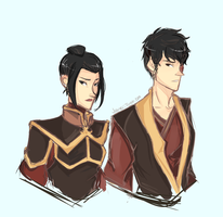 Sibilings who Shade Together Stay together by Joaneko