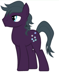 MLP OC: Figment Duster by Scintillant-H