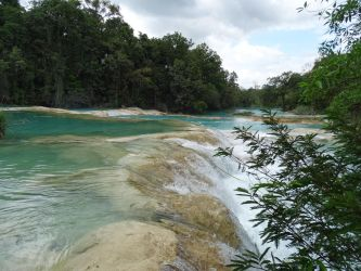 Blue River by Chabilie