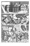 Ninjanitor issue 1 pencils by RobKing21