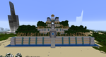 Minecraft - Hanging Gardens of Babylon Redone by MinecraftArchitect90
