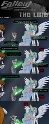 COMMISSION - Fallout Equestria: The Line (Pt 3) by Brisineo