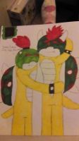 AT - Father's Day for Bowser by Britishgirl2012