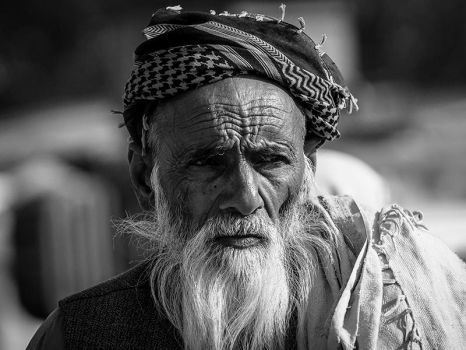 Furrowed Brow by InayatShah