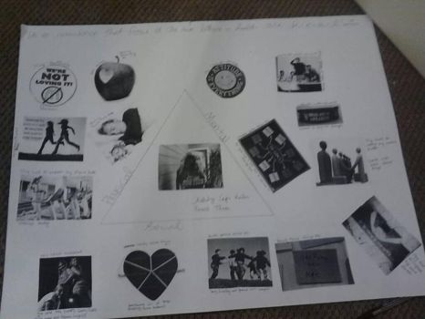 look how dull my health project is by MyFaithMyLove