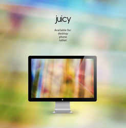 Juicy by leoatelier