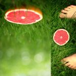 grapefruit by P0RG