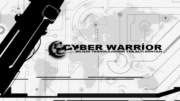 Cyber Warrior Wallpaper by fatihdmrg