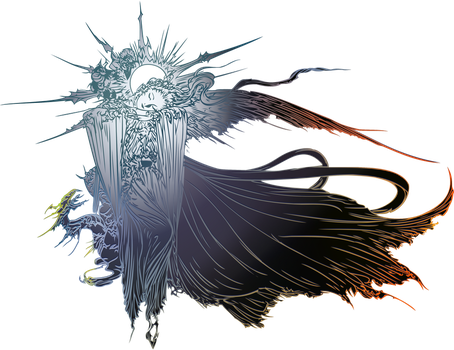 Final Fantasy XV logo by eldi13