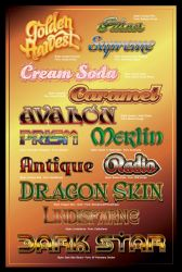 Free AI CS6 Graphic Styles Gratis by Doghouse1953