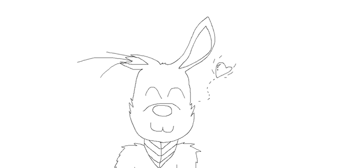 Springtrap sketch cuz I was bored X3 by Flippyisadorable