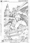 DC TEST - Batman 654 Cover by Onimetal